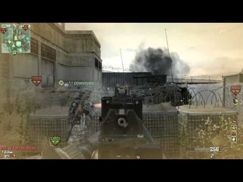 MW3: 54-2 MOAB ON DOME W/UMP45 | DIED 1...