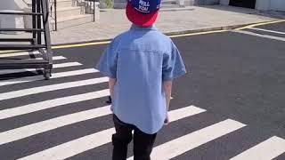 Новые стильные дизайнерские джинсовые рубашки для мальчиков подростков рубашка с короткими рукавами