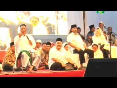 Pengajian Habib Umar Muthohar Haul Gus Dur 2016