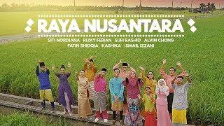 Download Lagu Raya Nusantara Lebaran - Rizky Febian Fatin Shidqia Siti Nordiana Ismail Izzani Sufi Rashid MP3