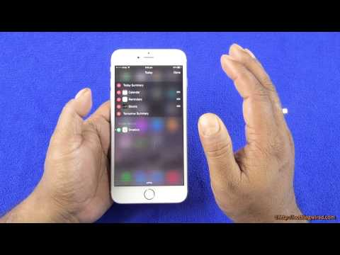 Hidden features of the iPhone 6 PLUS You didnot know about
