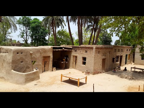 Punjab Village Life & Mud Houses | Natural Scenes In Pakistan