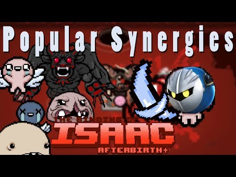The Binding of Isaac Afterbirth Plus   Meta Knight   Popular Synergies