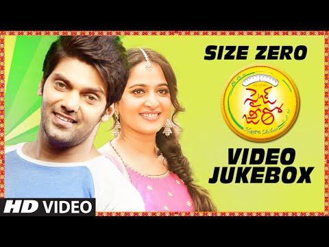 Size Zero Video Jukebox || Size Zero Video Songs || Arya, Anushka Shetty, Sonal || M.M. Keeravaani