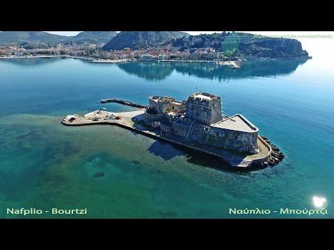 Ναύπλιο | Nafplio Drone DJI Phantom 3 Greece