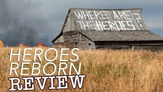 Heroes Reborn - TV Review