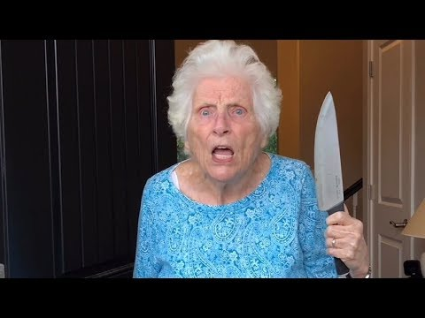 Don't Steal Grandma's Halloween Candy! | Ross Smith