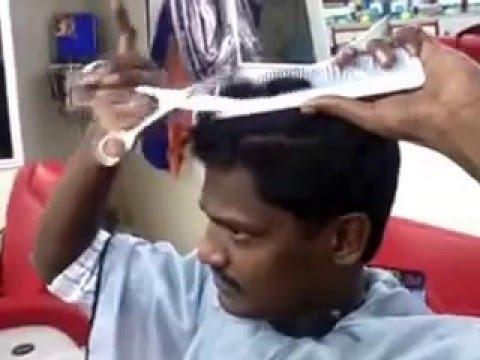 Ome tagliare i capelli da sola