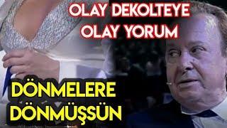 Deniz Seki'nin OLAY Dekoltesine Seyfi Dursunoğlu Yorumu!
