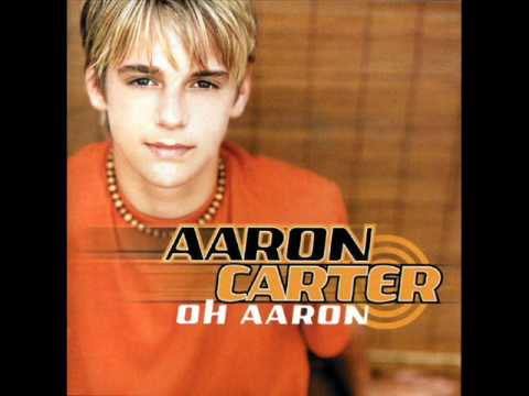 Track 5. - Aaron Carter - I Would