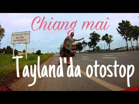 🇹🇭 TAYLAND'da OTOSTOP çok Mu Kolay ?  ||Dededen Toruna #33