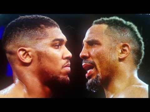 VIRGIL HUNTER WANTS AN ANDRE WARD VS ANTHONY JOSHUA FIGHT! VIRGIL PICKS WARD TO OUTBOX AJ!