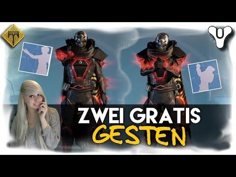 GUIDE: 2 GRATIS GESTEN! | FREE EMOTES! | Tess Everis | Zeitalter des Triumphs