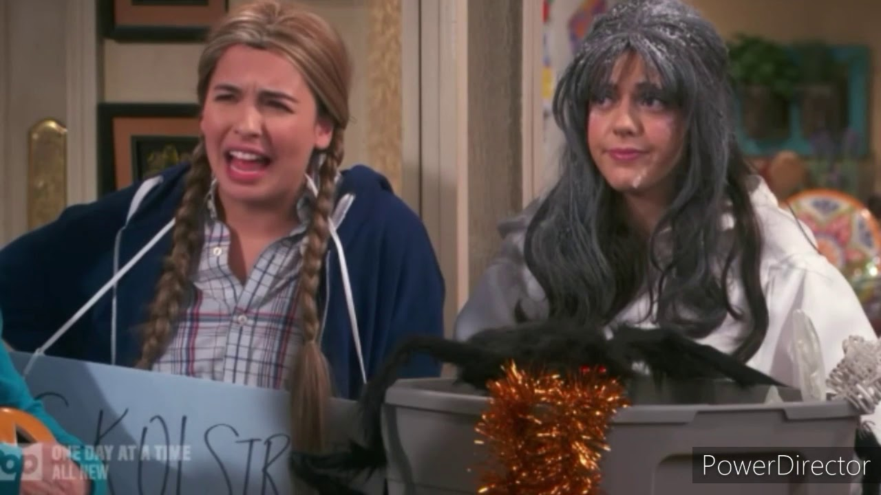 Download One day at a time season 4 episode 4 pt 1