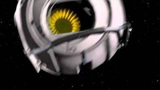 Portal 2 Ending - Space