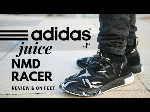 Adidas NMD Racer Primeknit Quick Review