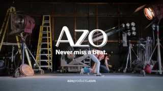 AZO Products—Never Miss a Beat