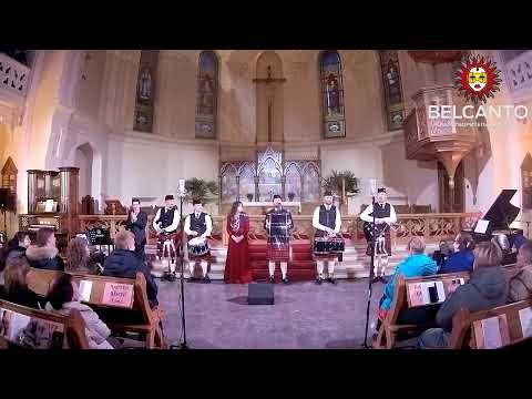 Гала-концерт «World music в Кафедральном». «Орган, волынки и барабаны». Прямая трансляция.