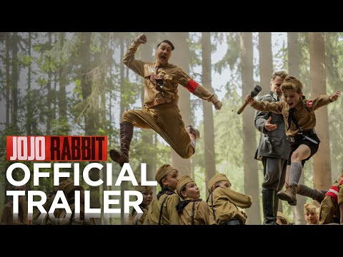 JOJO RABBIT | Official Trailer [HD] | FOX Searchlight