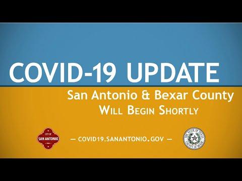 COVID-19 Update San Antonio And Bexar County 6/22/20