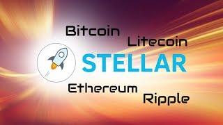 Kriptovaliutos - tyla prieš audrą? - Bitcoin, Ethereum, Litecoin, Ripple, Stellar