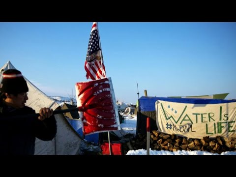 Feds block route of Dakota Access oil pipeline