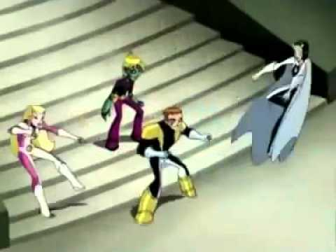 Legion of Super Heroes Season 1 Intro