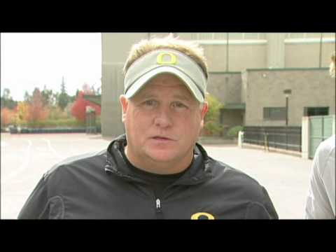 Chip Kelly Post Practice 10-13