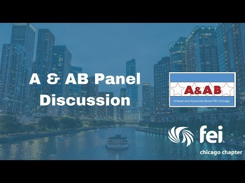 June 2017 CMG Breakfast - A&AB Panel Discussion