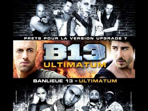 trilha sonora b13 ultimatum