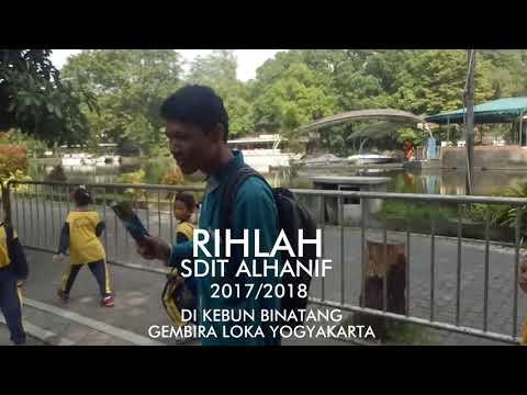 RIHLAH SDIT ALHANIF 2017/2018 DI GEMBIRALOKA ZOO