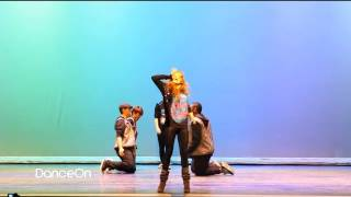 I.aM.mE - Olivia Chachi Gonzalez Solo at Kinematix I.aM. PHUNK'tion