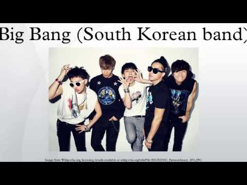 Big Bang (South Korean band)