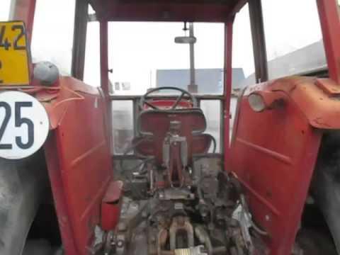 tracteur massey ferguson 168