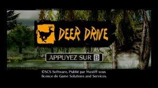 "[Wii] Introduction du jeu ""Deer Drive"" de Mastiff (2008)"