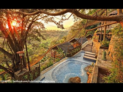 Mobile Singko | Hanging garden resort sa Antipolo