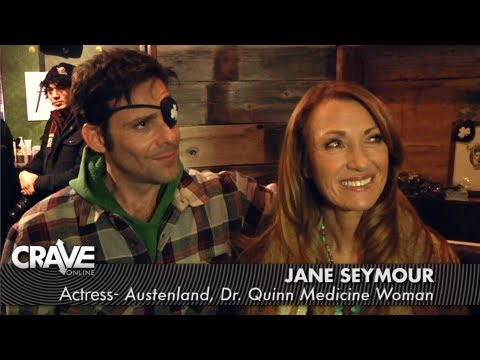 Sundance 2013 - Jane Seymour & James Callis Interview on Austenland