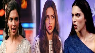 Deepika Padukone's Angry Moment With Media