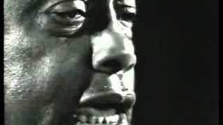 Booker Bukka White October 1967 Aberdeen Mississippi Blues
