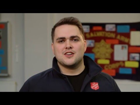 Thinking Of Becoming A Salvation Army Officer? | Be The Change