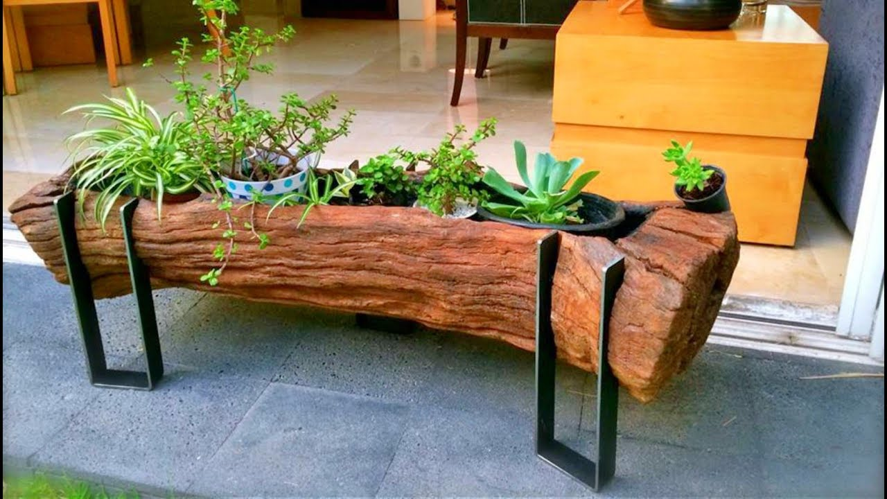 99 WOOD and Log Ideas 2017  Creative DIY ideas from wood