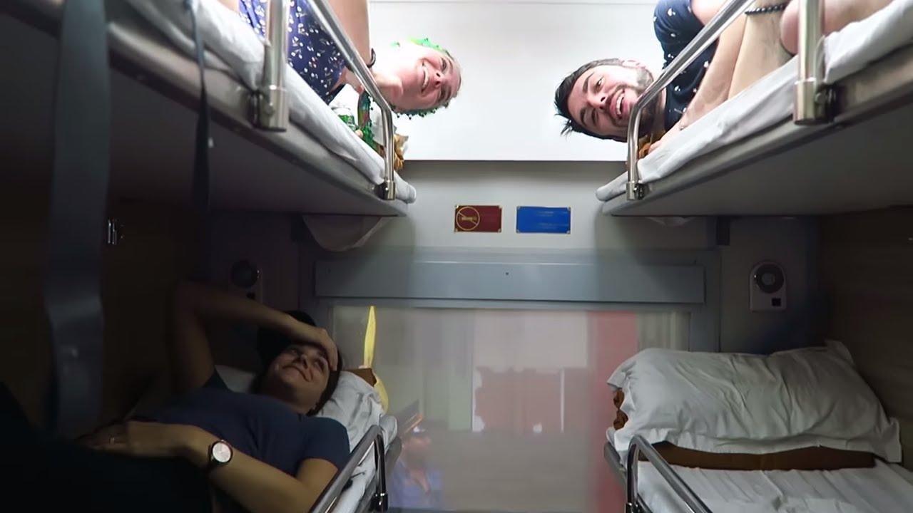 Vietnam Overnight Train Sleeper Train