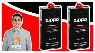How To Fill A Zippo Lighter // Zippo Lighter Refill