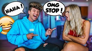 Being An ANNOYING BOYFRIEND To See How My Girlfriend Reacts!!