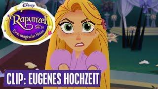 RAPUNZEL - DIE SERIE - Clip: Eugenes Hochzeit | Disney Channel
