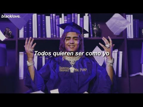 Lil Pump – Be Like Me ft. Lil Wayne  (Sub. Español)