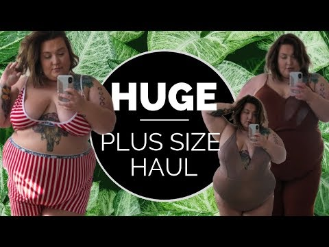 HUGE Plus Size Collective Haul