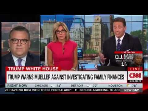 CNN New Day panel discussion on NYT extraordinary interview with Pres Trump with Haberman and Chris