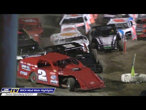 Racing Recap: Ocean Speedway Mike Cecil Memorial 2017
