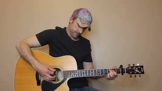 Speed - Montgomery Gentry - Guitar Lesson | Tutorial